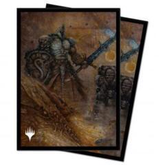 Modern Horizons 2 100ct Sleeves V1 featuring Dakkon, Shadow Slayer for Magic: The Gathering