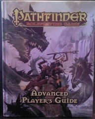 Pathfinder RPG - Advanced Player's Guide