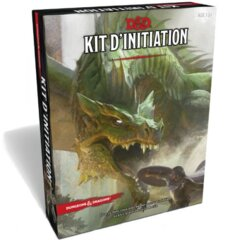 D&D 5e Edition - Kit dInitiation