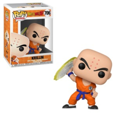 Pop! Animation Dragon Ball - Krillin (with Destructo Disc) #706