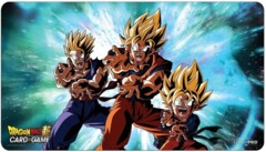 Dragon Ball Playmat: Family Kamehameha