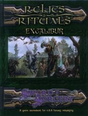 SWORD & SORCERY - RELICS AND RITUALS : EXCALIBUR - ENGLISH