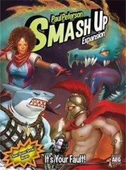 SMASH UP  -  ITS YOUR FAULT! - EXPANSION