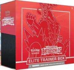 ELITE TRAINER BOX - BATTLE STYLES - SINGLE STRIKE