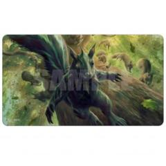 Modern Horizons 2 Playmat V6 featuring Chatterfang, Squirrel General for Magic: The Gathering