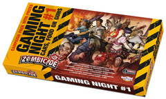 ZOMBICIDE - GAMING NIGHT #1