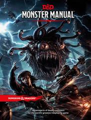 D&D 5TH EDITION : MONSTER MANUEL
