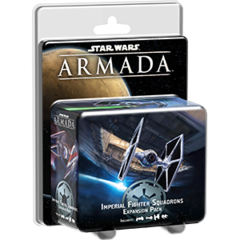 Star Wars Armada : Imperial Fighter Squadrons