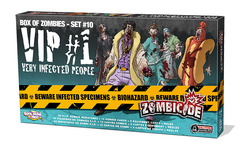 Zombicide VIP#1: Very Infected People