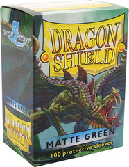 Dragon Shield : Matte Green