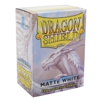 Dragon Shield : Matte White