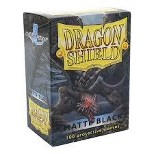Dragon Shield : Matte Black