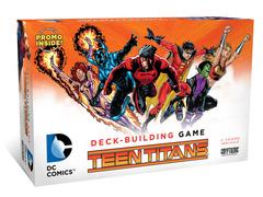 DC Deck Building Game Teen Titans