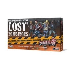 Zombicide - Lost Zombivors Box of Zombies Set 7