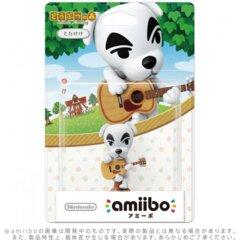 AMIIBO - ANIMAL CROSSING - KK SLIDER JP