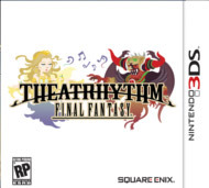 3DS: Theatrhythm Final Fantasy