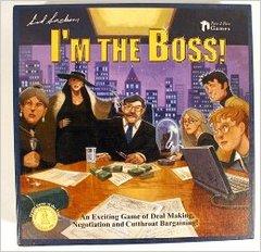 C'est moi le patron !
