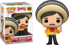 POP - AD ICONS - TAPATIO - THE TAPATIO MAN - 122