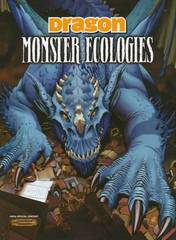Dragon: Monster Ecologies Compendium softcover supplement (d20 D&D 3.5)