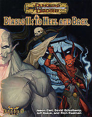 Diablo II: To Hell and Back (Dungeons & Dragons Adventure Gamebook)