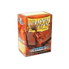 Dragon Shield Copper 100 Pack