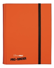 Ultra Pro: Pro Binder Orange