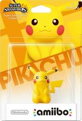 Amiibo Pikachu super smash bros-JP