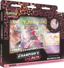Pokémon TCG: Champion's Path Pin Collection Ballonlea Gym
