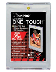 ULTRA PRO  - MINI CARD ONE-TOUCH MAGNETIC CLOSURE - 2 1/2