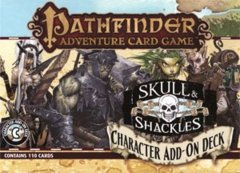 PATHFINDER Skull & shackles - character add-on deck