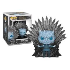 Pop! - Game of Thrones - Night King on Iron Throne - 74