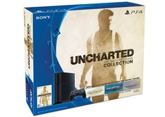 console Playstation 4: Uncharted the Nathan Drake collection