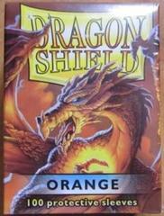 Dragon Shield Orange 100 Pack