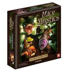 Mice & Mystics - Les Chroniques du Sous-Bois