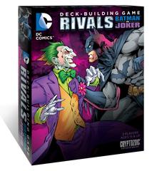 Batman vs Joker deck-building game