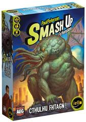 Smash Up Ext - Cthulhu Fhtagn !