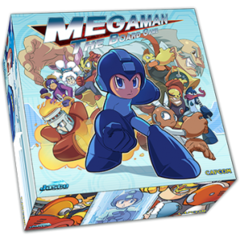 Megaman The Boardgame