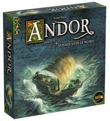 Andor extension: Voyage vers le nord