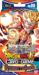 Dragon Ball Super - SD06 - Starter Deck - Resurrected Fusion