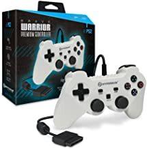 HYPERKIN WARRIOR PREMIUM CONTROLLER PS2 WHITE