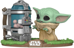 POP - STAR WARS - THE CHILD WITH EGG CANISTER - 407