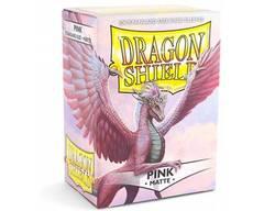 Dragon shield - Matte Pink