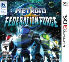 3DS: Metroid Prime Federation Force