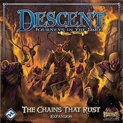 Descent Journeys in the Dark: The Chains That Rust