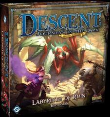 Descent Journeys In The Dark: Labyrinth of Ruin