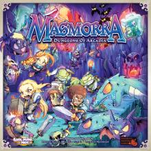 Masmorra: Dungeons Of Arcadia