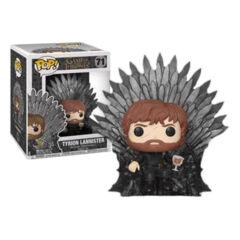 POP DELUXE GAME OF THRONES TYRION ON THRONE