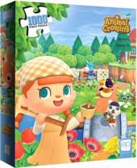 ANIMAL CROSSING PUZZLE - NEW HORIZONS (1000 PIECES)
