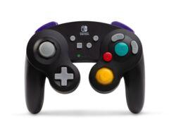 PowerA Wireless Controller for Nintendo Switch - GameCube Style Black