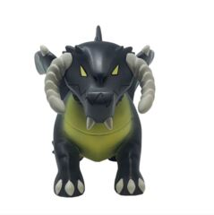 D&D FIGURINES OF ADORABLE POWER BLACK DRAGON WAVE 3